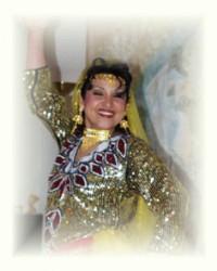 Nasrin, Persischer Folklore
